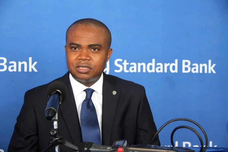 Chuma Nwokocha Administrador Delegado do Standard Bank 1