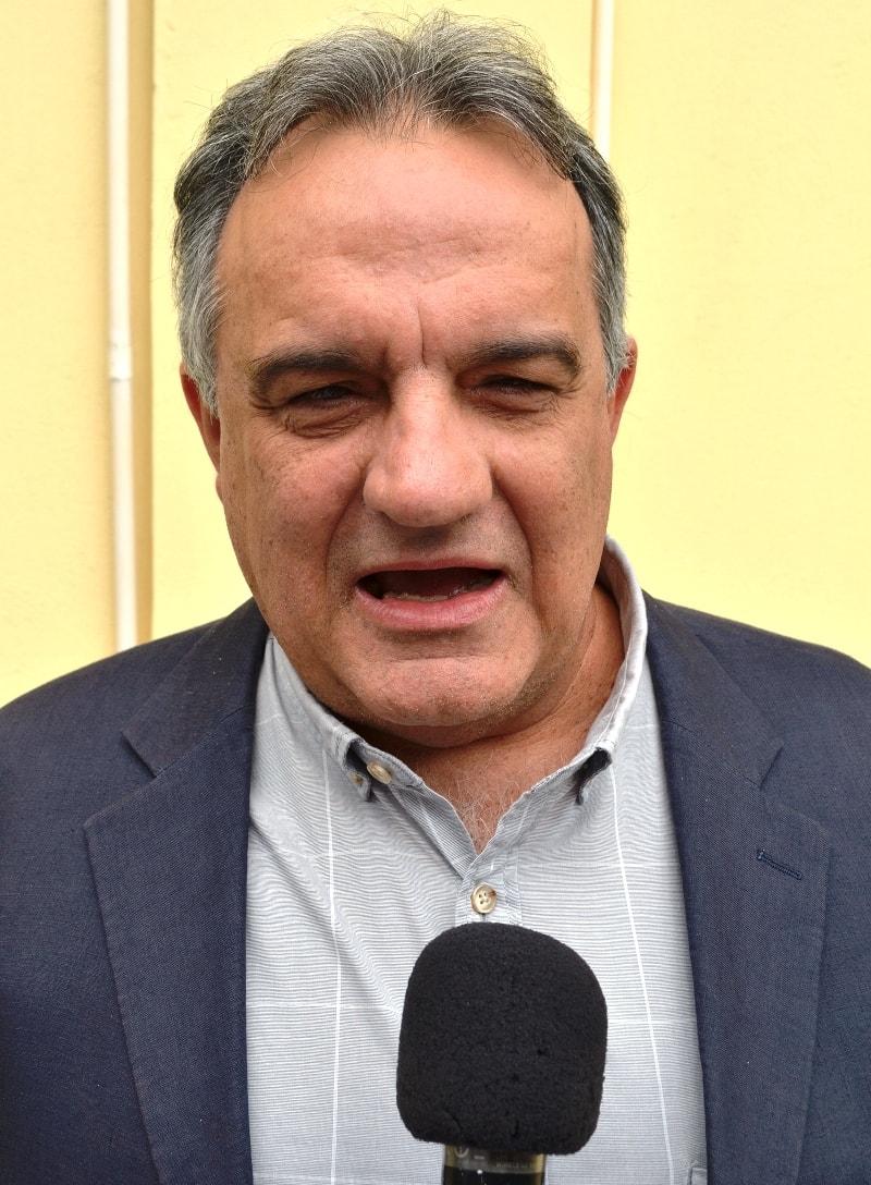 Vice Reitor da Universidade Politécnica Armando Jorge Lopes