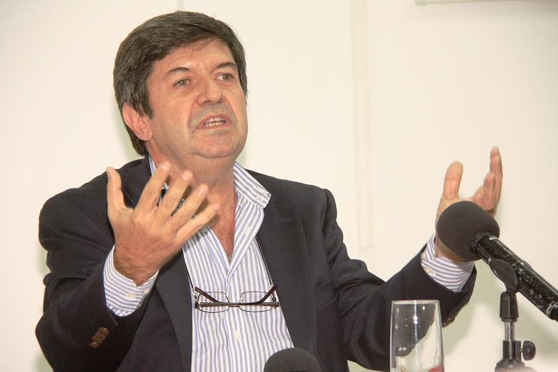 António Francisco orador