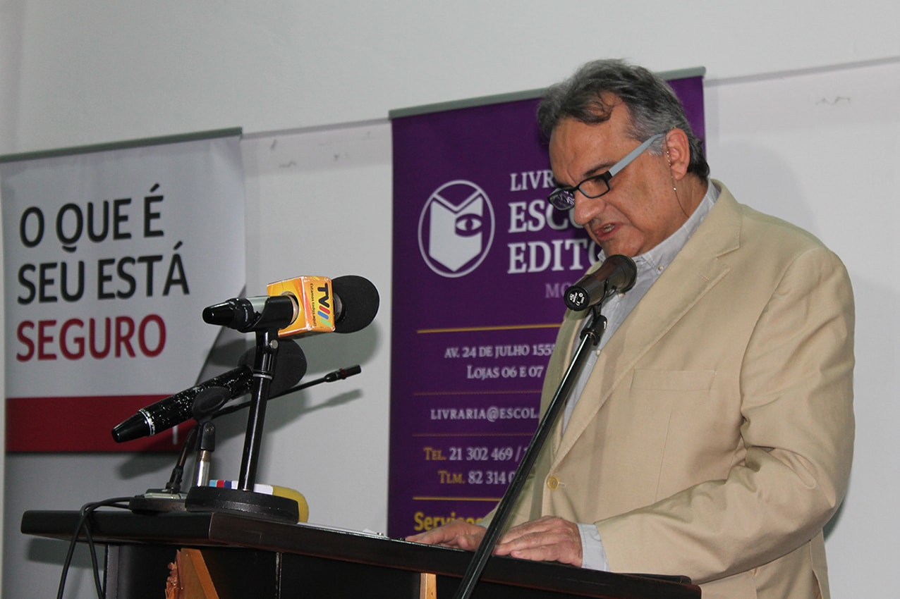 Armando Jorge Lopes Vice Reitor da Universidade Politécnica
