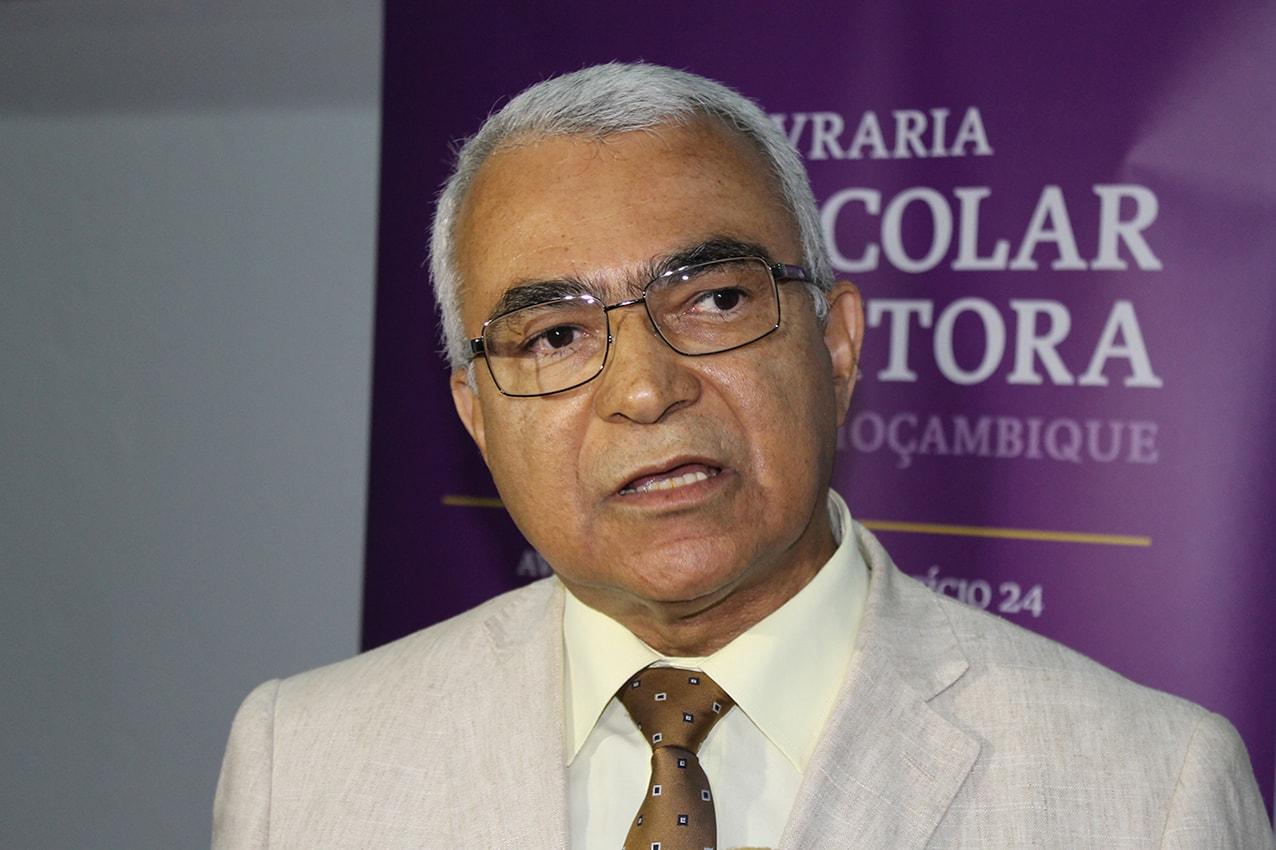 João Ruas autor do livro