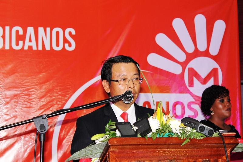 Nguyen Van Trung Embaixador da República do Vietname em Moçambique 6