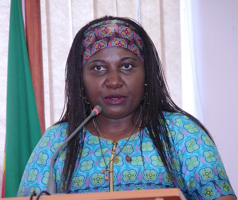 Vitória Diogo ministra do Trabalho Emprego e Segurança Social