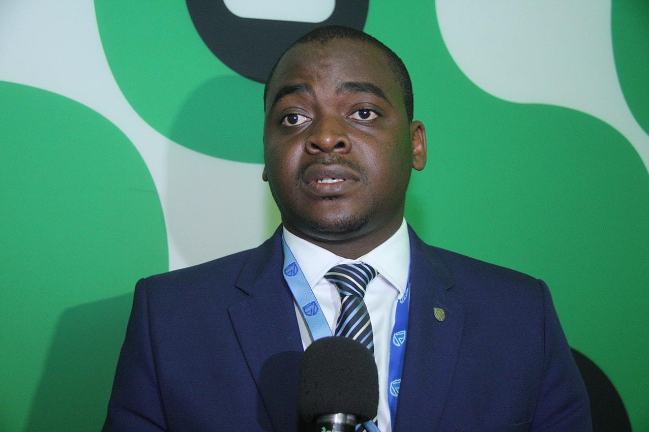 Alexandre Nhantumbo responsável pelos Canais Digitais no Standard Bank 2