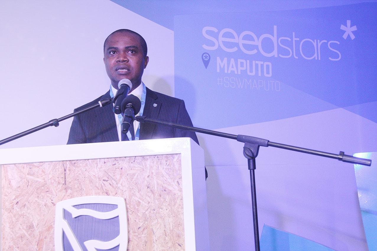 Chuma Nwokocha Administrador Delegado do Standard Bank 0