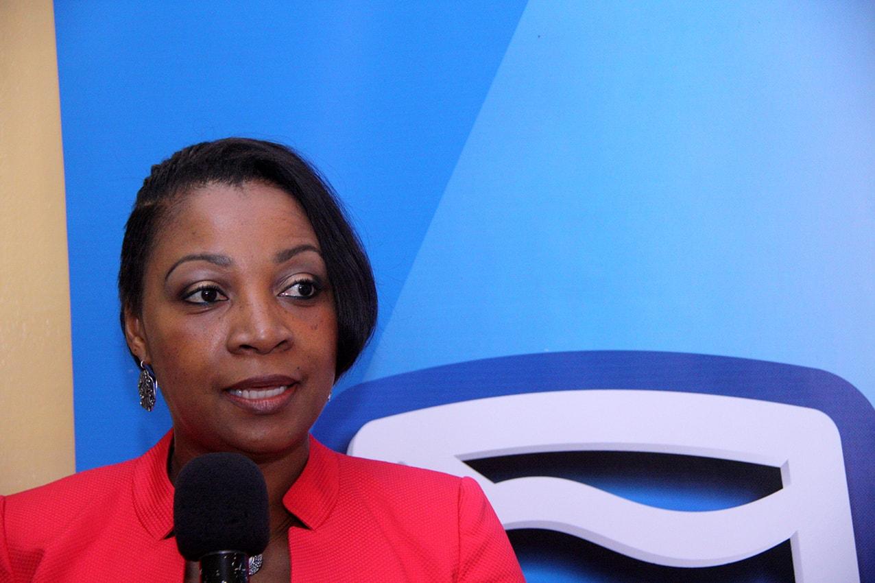 Hélia Campos Directora de Recursos Humanos do Standard Bank