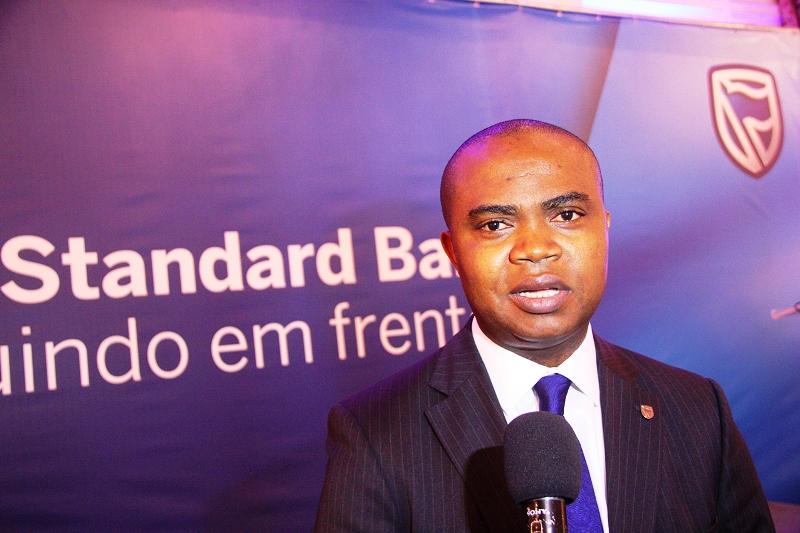 Chuma Nwokocha Administrador Delegado do Standard Bank
