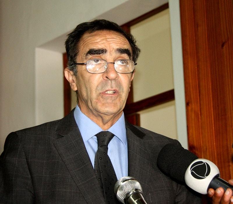 Edmundo Werne representante da Organizacao das Nacoes Unidas OIT