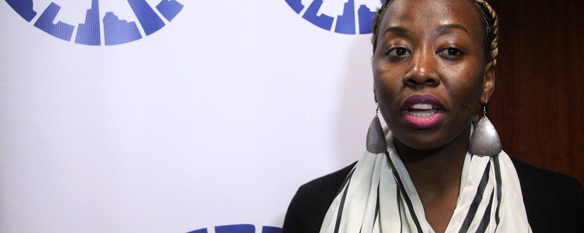 Eliana Nzualo Gestora do Projecto