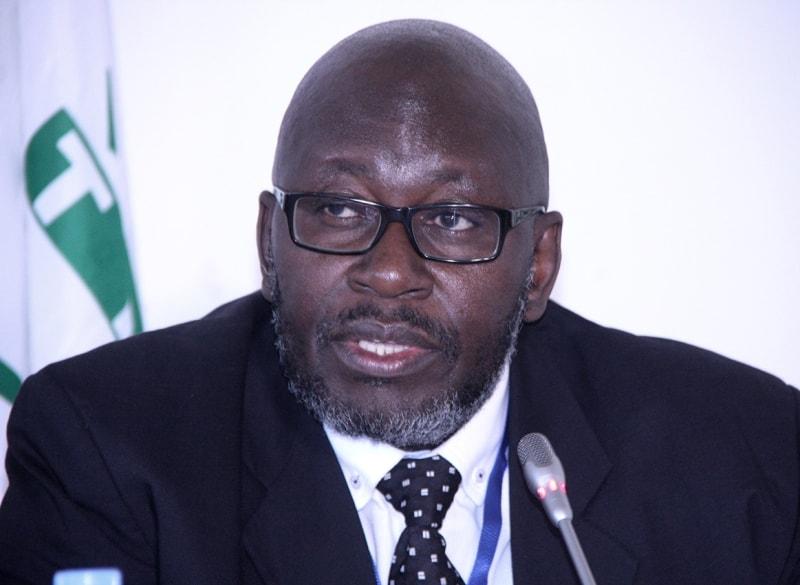Eustace Maboreke Director do AFRALTI