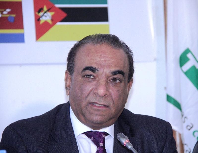 Mahomed Rafique Jusob PCA da TDM e mcel