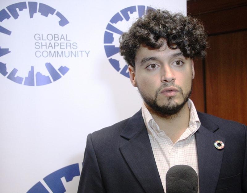 Ney Cardoso Oficial de Mobilização Social das Nações Unidas em Moçambique