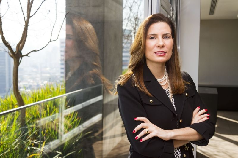 Olga Pontes responsável pelo compliance da Odebrecht S.A