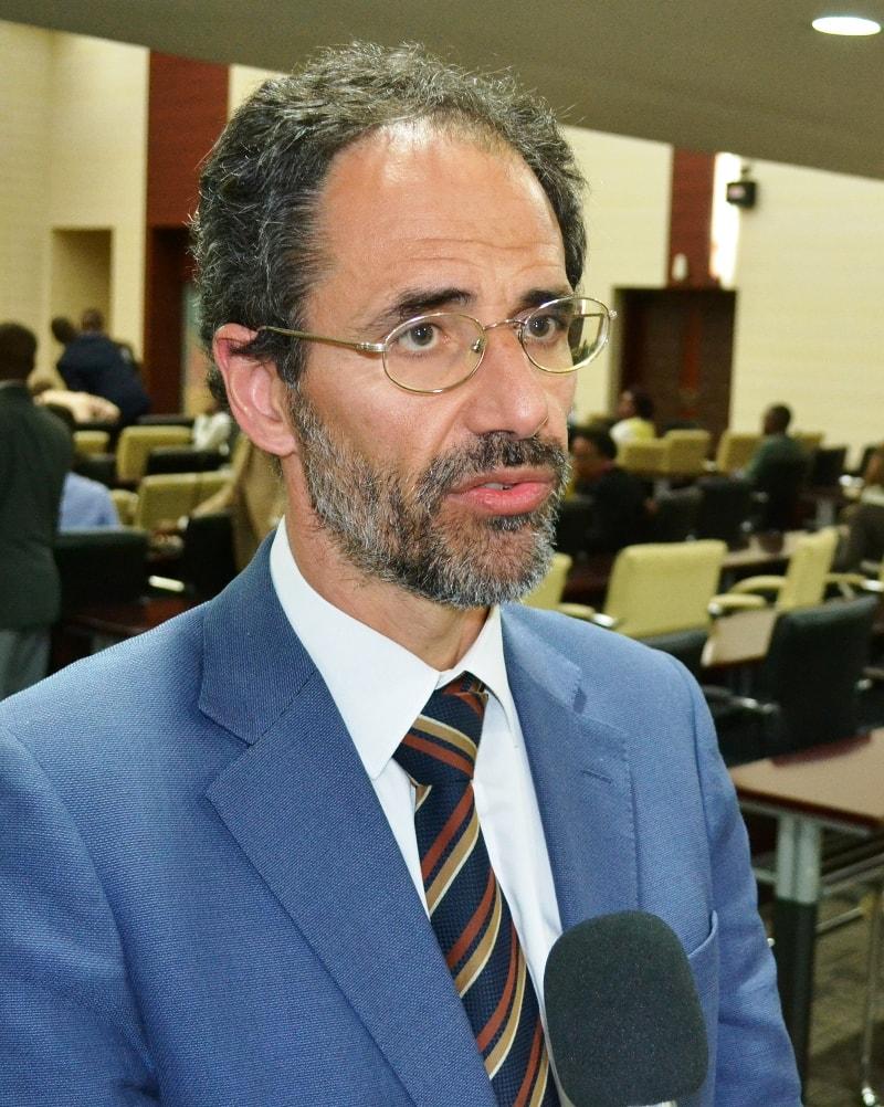 Paulo Pinto de Albuquerque Juiz do Tribunal Europeu dos Direitos do Homem