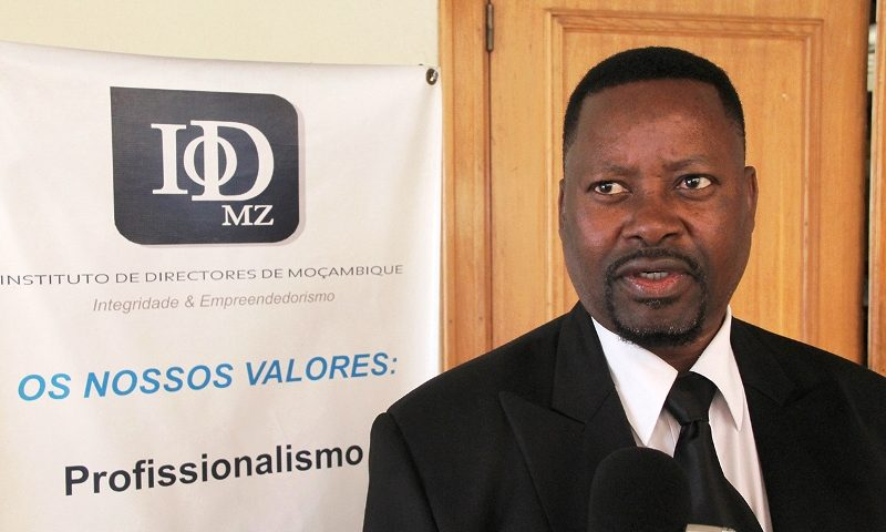 David Seie Director Executivo do Instituto de Directores de Moçambique