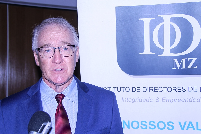 Deon Rossouw Administrador Delegado do Instituto de Ética da África do Sul