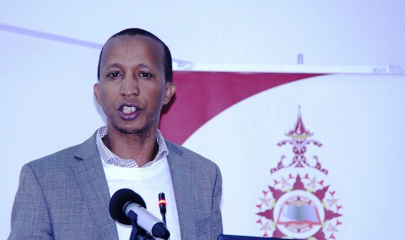 Joaquim Mabuiangue Coordenador da Incubadora Tecnológica e de Empresas