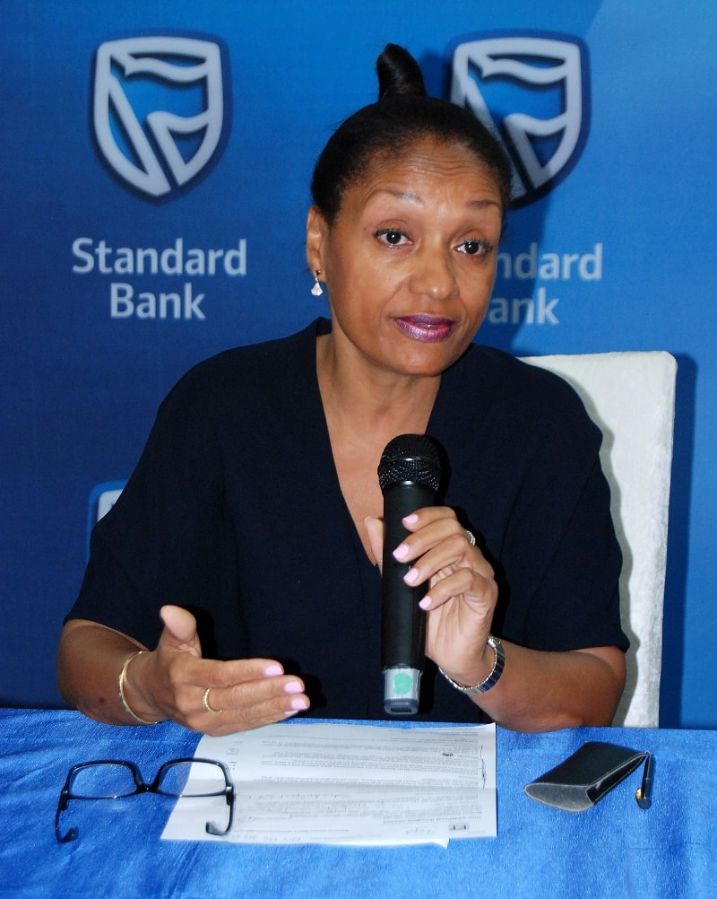 Marianne Haddad Mazou Conselheira Estratégica da Financial Times para África Subsaariana
