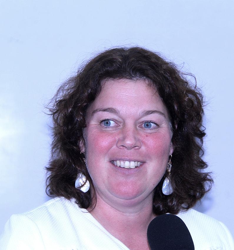 Pascalle Grotenhuis Embaixadora do Reino dos Países Baixos