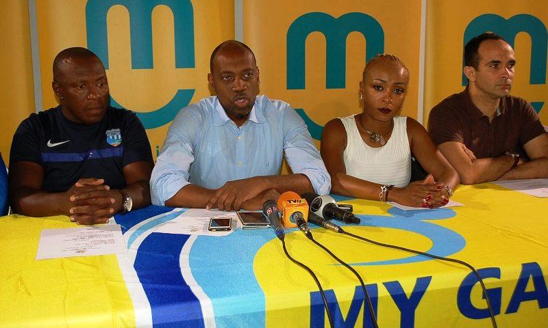 Abilio Mutemba Representante da mCel