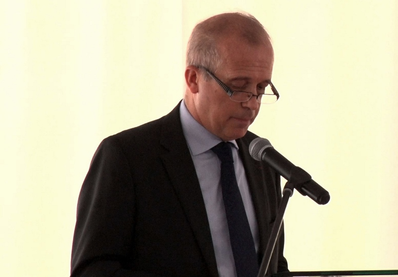 Bruno Clerc Embaixador da França