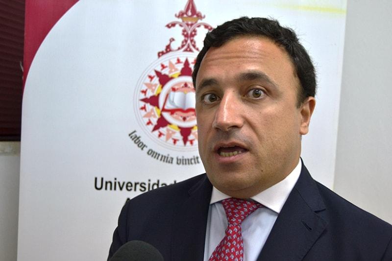 Bruno Santiago orador