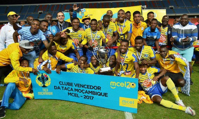 Costa do Sol equipa vencedora