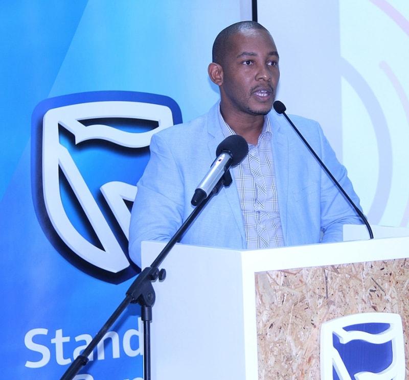 Euclides Rangel director de Planeamento Urbano e Ambiente do Conselho Municipal de Maputo