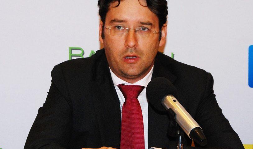 Jan Laurens de Vries Adminstrador Delegado da Cornelder de Moçambique1