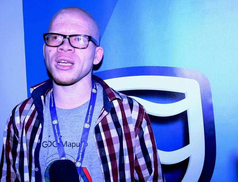 Paulo Safrão representante do primeiro grupo classificado MoreLife