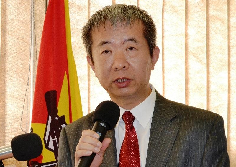 Su Jian Embaixador da República Popular da China