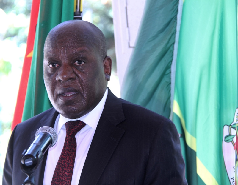 David Simango presidente do Conselho Municipal da Cidade de Maputo