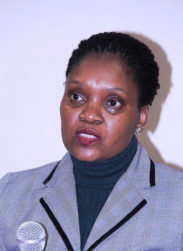 Lúcia Sumbana Santos Directora Nacional do INIP