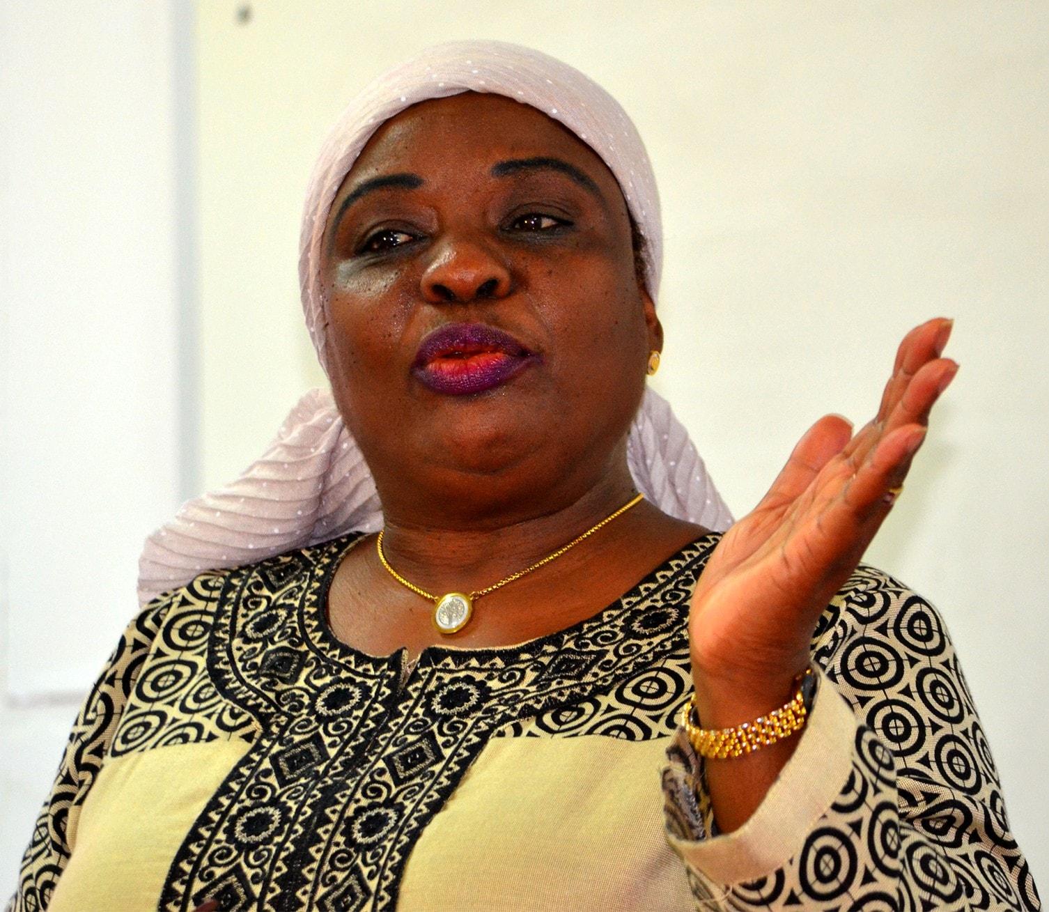 Margarida Talapa chefe da Banca Parlamentar da Frelimo 1