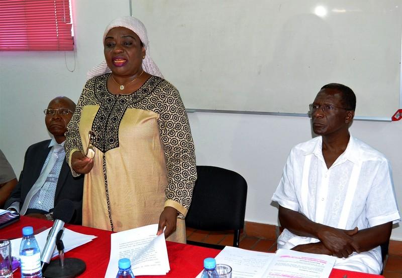 Margarida Talapa durante a sua intervenção3