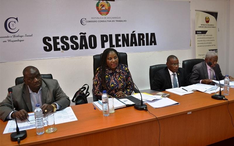 Presidium da Comissão Consultiva do Trabalho
