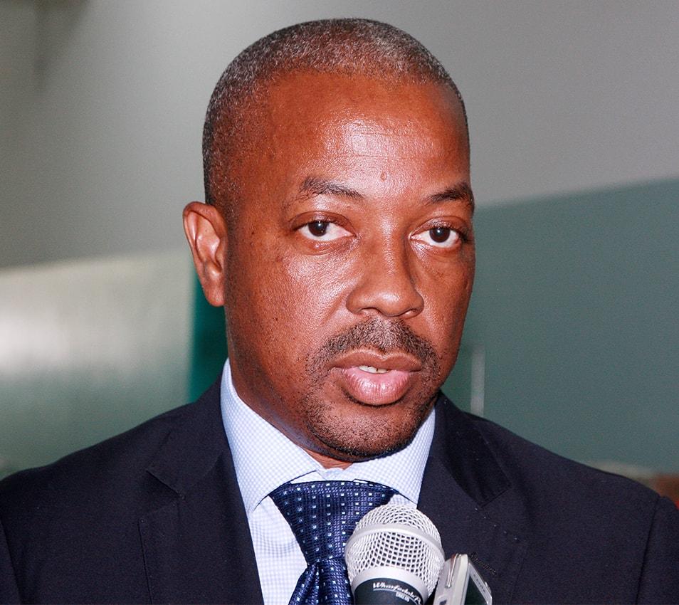 António Libombo director executivo adjunto da Cornelder de Moçambique
