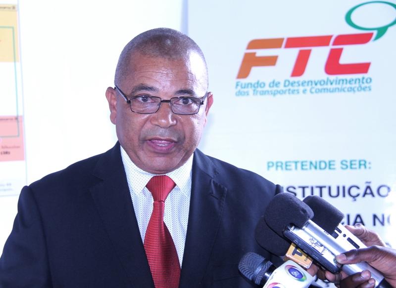 Castigo Nhamane Presidente da FEMATRO