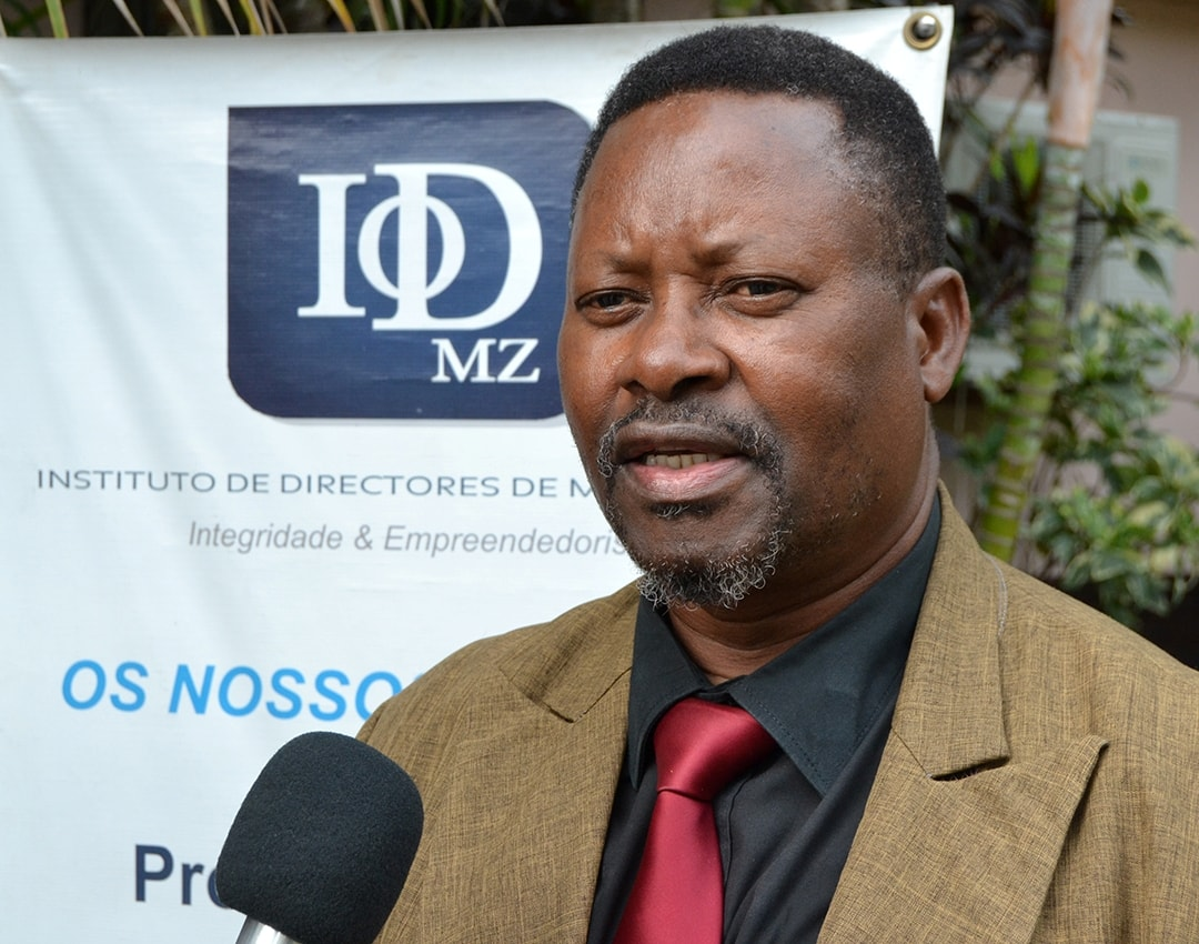 David Seie director executivo do IODmz