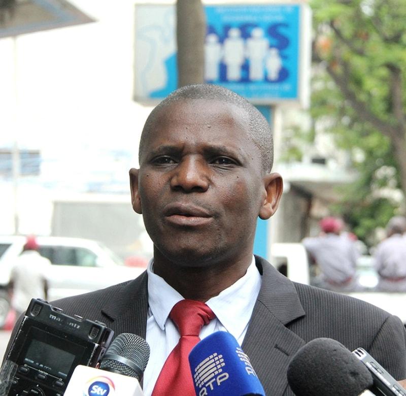 Jafar Buana Director Provincial do Trabalho Emprego e Segurança Social ao nível da Cidade de Maputo