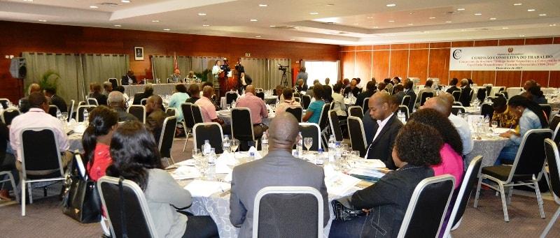 Participantes da IV Sessão Plenária da CCT