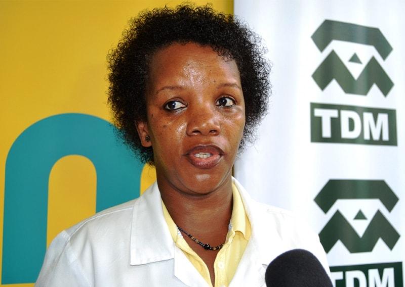 Serena Chachuaio Directora do Hospital Psiquiátrico do Infulene