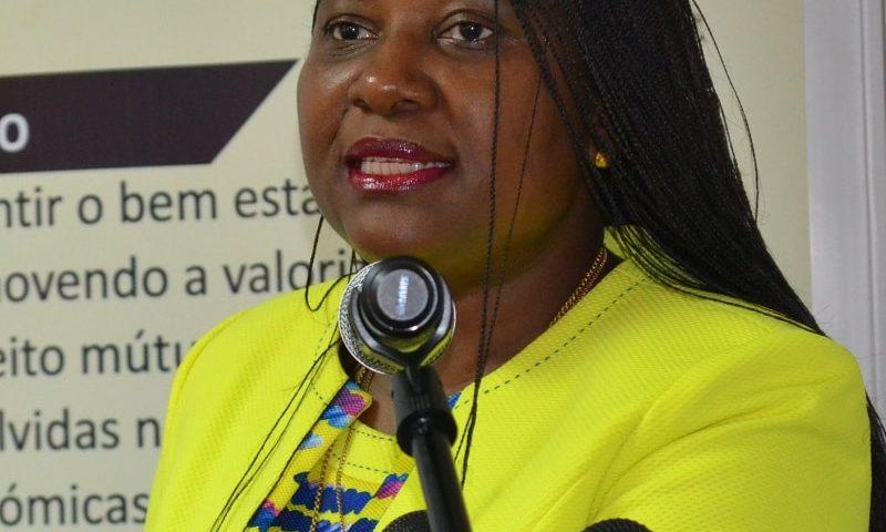 Vitória Diogo ministra do Trabalho Emprego e Segurança Social 1