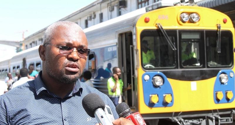 José Sambo Vereador de Planeamento Territorial e Urbanização do Conselho Municipal da Matola