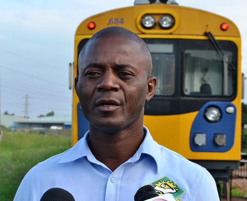 Joaquim Mundlovo vereador da área de transportes do Município da Matola