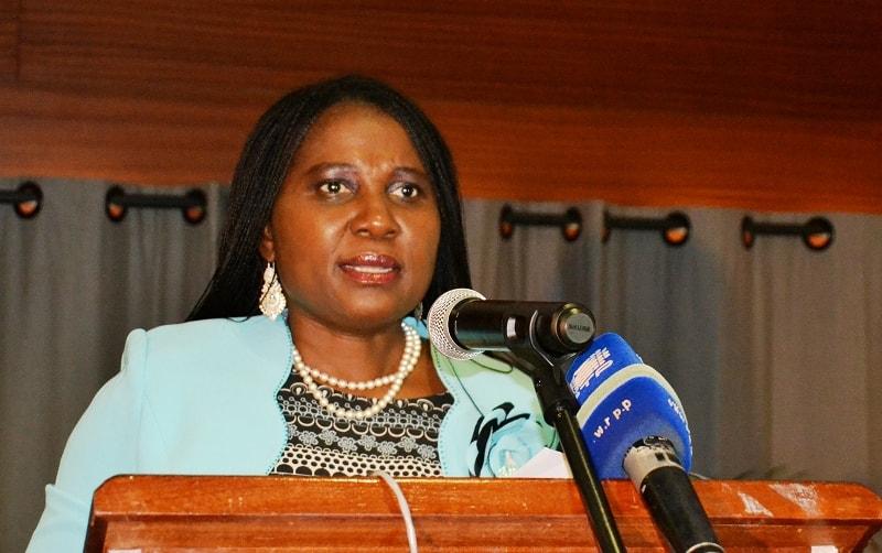 Vitória Diogo ministra do Trabalho Emprego e Segurança Social 3