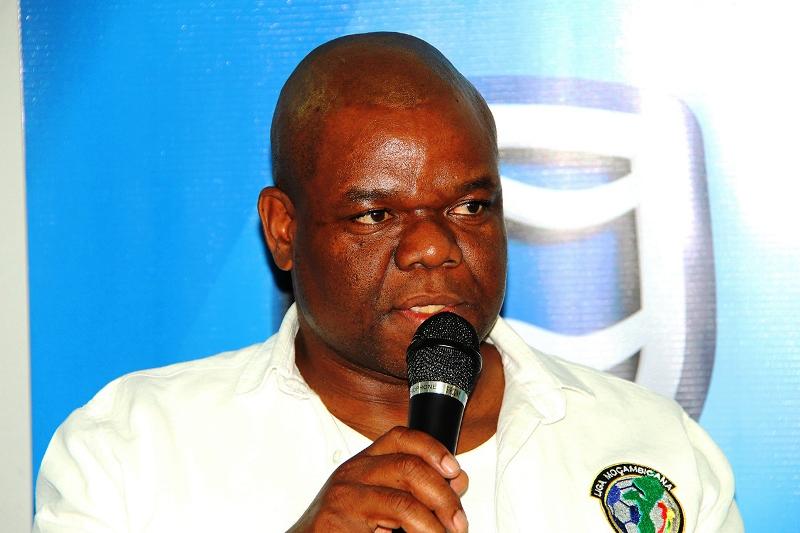 Ananias Couana presidente da Liga Moçambicana de Futebol