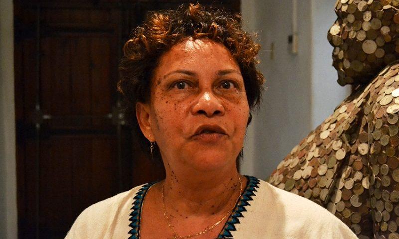 Irene Mendes oradora