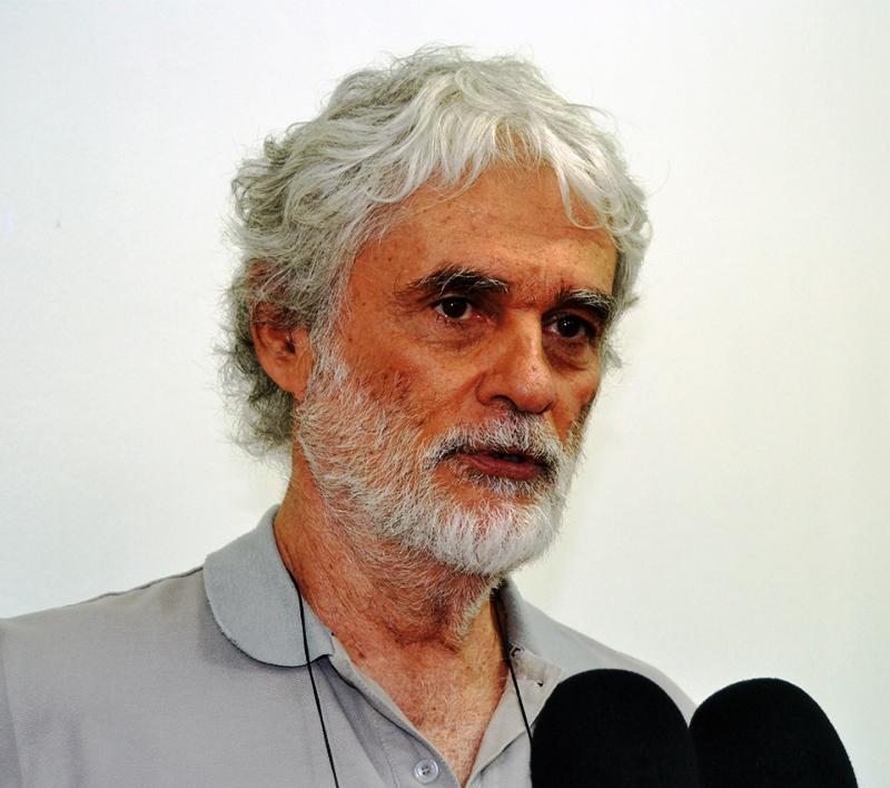 João Mosca orador do evento 2