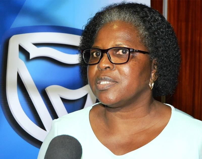 Nália Timba assessora do Conselho de Administração da empresa CFM